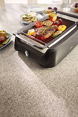 Philips-HD637194-Indoor-Grill-Black