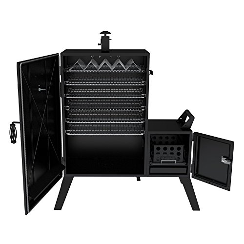 Dyna Glo Charcoal Offset Smoker Barbecue Smokers And
