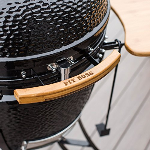 Pit Boss Kamado Bbq Ceramic Grill Cooker Barbecue