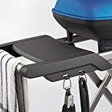 Napoleon-TravelQ-285-Portable-Propane-Grill-with-Scissor-Cart
