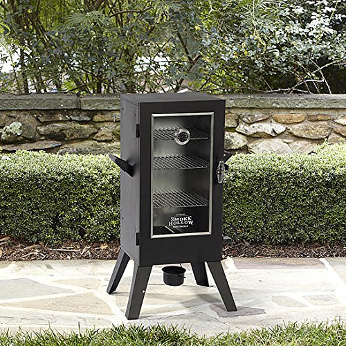 Smoke Hollow Electric Smoker With Window Barbecue