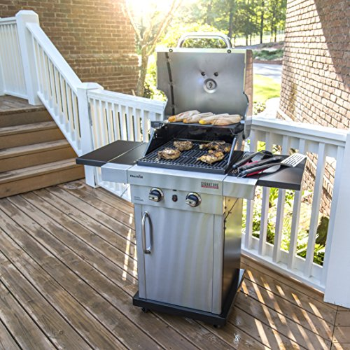 Char Broil Professional Tru Infrared Cabinet Gas Grill